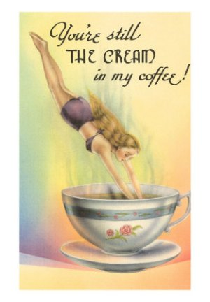 cf-02-cwoman-diving-into-cup-of-coffee-posters